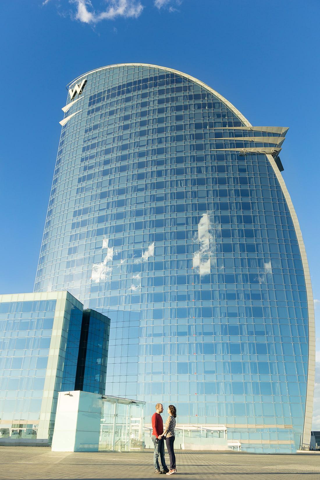 preboda Barceloneta hotel wella